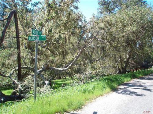 Photo of 0 Astor Avenue, Cambria, CA 93428 (MLS # SC1075979)