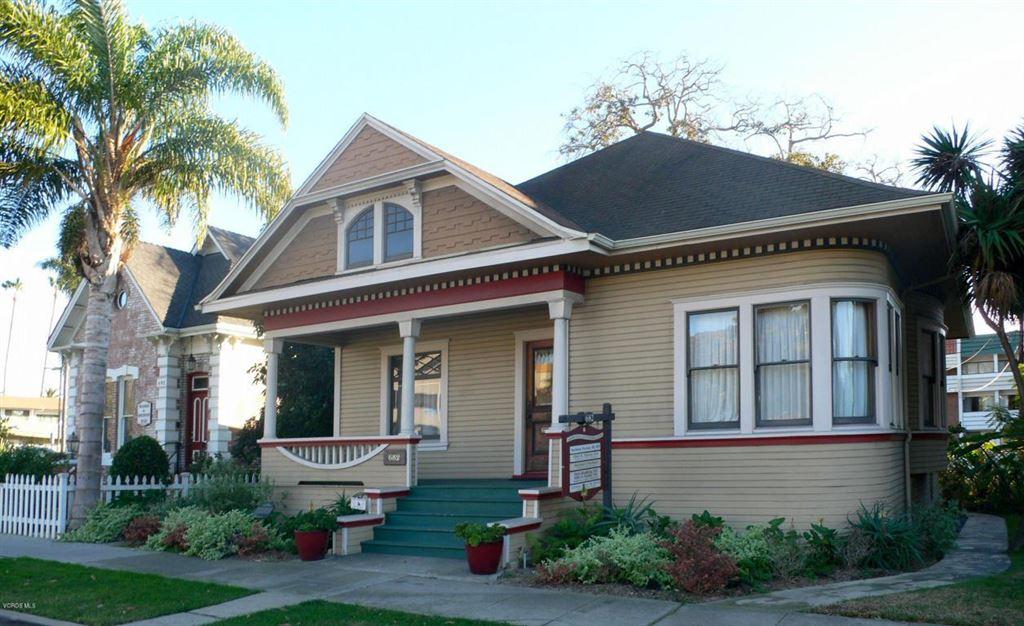 Photo for 682 East THOMPSON Boulevard, Ventura, CA 93001 (MLS # 217013001)