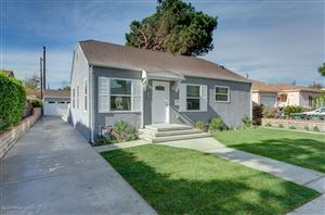 Photo of 1115 North SPARKS Street, Burbank, CA 91506 (MLS # 817003006)