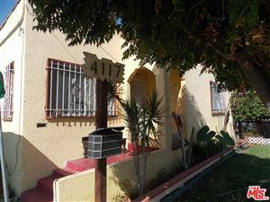 Photo of 4117 ZAMORA Street, Los Angeles , CA 90011 (MLS # 17281008)