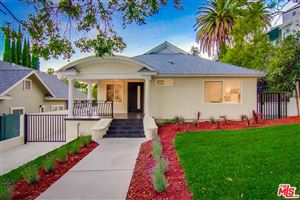 Photo of 1925 North ST ANDREWS Place, Los Angeles , CA 90068 (MLS # 17235010)
