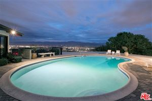Photo of 7575 MULHOLLAND Drive, Los Angeles , CA 90046 (MLS # 17282016)