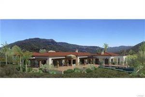 Photo of 29412 MALIBU VIEW Court, Malibu, CA 91301 (MLS # SR17094017)