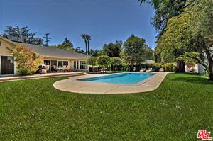 Photo of 4375 HAYVENHURST Avenue, Encino, CA 91436 (MLS # 17263020)