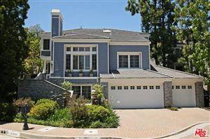 Photo of 2494 DEVONPORT Lane, Los Angeles , CA 90077 (MLS # 17254026)