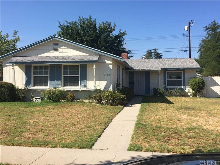 Photo for 22619 COVELLO Street, West Hills, CA 91307 (MLS # SR17216029)