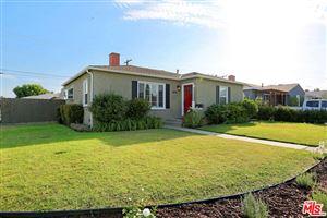 Photo of 4843 BELOIT Avenue, Culver City, CA 90230 (MLS # 17250040)