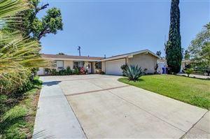 Photo of 16618 ARMSTEAD Street, Granada Hills, CA 91344 (MLS # SR17140041)