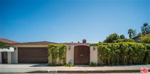 Photo of 16530 CHATTANOOGA Place, Pacific Palisades, CA 90272 (MLS # 17253042)