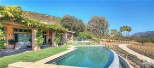 Photo of 9599 OJAI SANTA PAULA Road, Ojai, CA 93023 (MLS # 217011042)