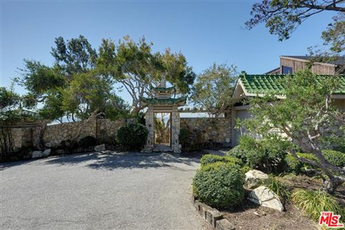Photo of 18842 TOPANGA BEACH ROAD Road, Malibu, CA 90265 (MLS # 12594043)