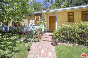 Photo of 3727 LONGVIEW VALLEY Road, Sherman Oaks, CA 91423 (MLS # 17244044)