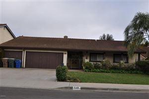 Photo of 548 CALLE PORTILLA, Camarillo, CA 93010 (MLS # 217007045)