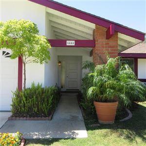 Photo of 6444 JOSHUA Street, Oak Park, CA 91377 (MLS # 217007046)