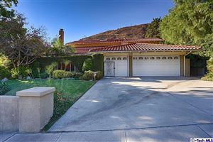 Photo of 3429 BRACE CANYON Road, Burbank, CA 91504 (MLS # 317007047)