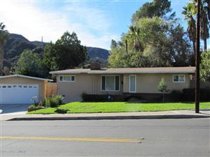 Photo of 4135 LOWELL Avenue, Glendale, CA 91214 (MLS # 817003047)