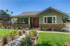 Photo of 1182 East VILLA Street, Pasadena, CA 91106 (MLS # 17252048)