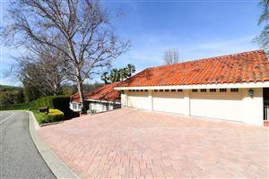 Photo of 4515 VALLEY SPRING Drive, Westlake Village, CA 91362 (MLS # 217012048)