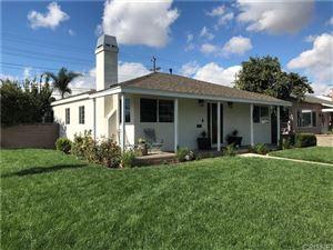 Photo of 1401 North LINCOLN Street, Burbank, CA 91506 (MLS # SR17242069)