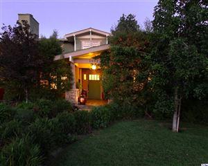 Photo of 1602 North HARDING Avenue, Pasadena, CA 91104 (MLS # 317006071)