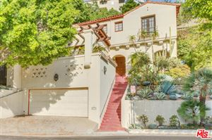 Photo of 8435 CRESTHILL Road, Los Angeles , CA 90069 (MLS # 17294076)
