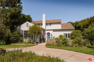Photo of 631 VIA DE LA PAZ, Pacific Palisades, CA 90272 (MLS # 17252082)