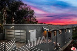 Photo of 7211 WOODROW WILSON Drive, Los Angeles , CA 90068 (MLS # 17288082)