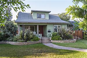 Photo of 1859 East VILLA Street, Pasadena, CA 91107 (MLS # 817003082)