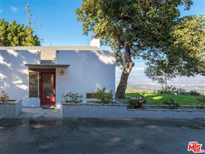 Photo of 13745 MULHOLLAND 3/4 Drive, Beverly Hills, CA 90210 (MLS # 17289084)
