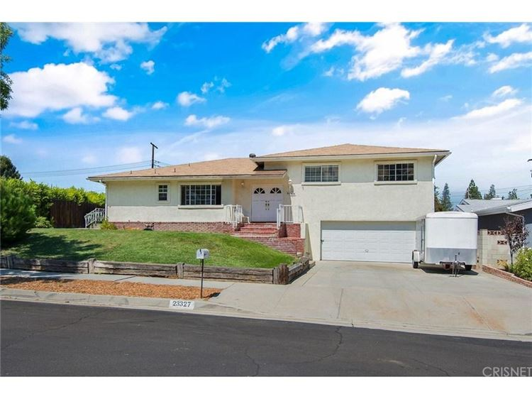 Photo for 23327 VALERIO Street, West Hills, CA 91304 (MLS # SR17198092)
