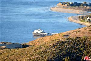 Photo of 0 COAL CANYON Road, Malibu, CA 90265 (MLS # 17250108)