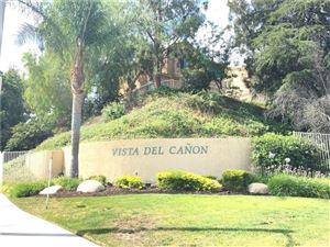 Photo of 18742 VISTA DEL CANON #D, Newhall, CA 91321 (MLS # SR17144119)