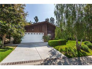 Photo of 3120 MORNINGSIDE Drive, Thousand Oaks, CA 91362 (MLS # SR17158124)