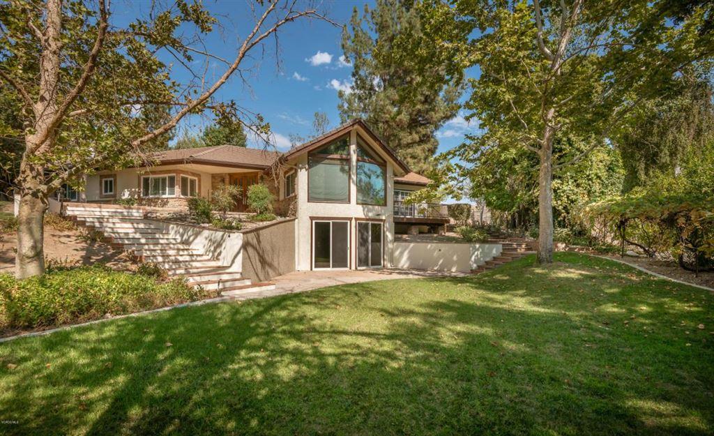 Photo for 5918 CHESEBRO Road, Agoura Hills, CA 91301 (MLS # 217011127)