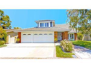 Photo of 26074 BELLA SANTA Drive, Valencia, CA 91355 (MLS # SR17189130)