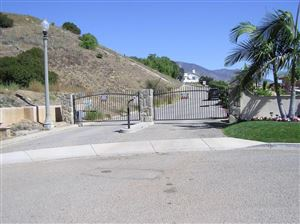 Photo of MONTCLAIR Drive, Santa Paula, CA 93060 (MLS # 217012138)