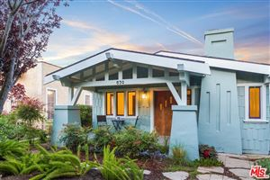 Photo of 830 MARCO Place, Venice, CA 90291 (MLS # 17237144)