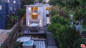 Photo of 1610 LUCRETIA Avenue, Los Angeles , CA 90026 (MLS # 17277146)