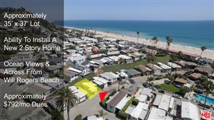 Photo of 16321 PACIFIC COAST HIGHWAY #85, Pacific Palisades, CA 90272 (MLS # 17284148)