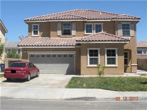 Photo of 3111 East AVENUE J14, Lancaster, CA 93535 (MLS # SR17261151)