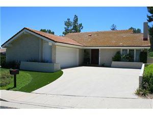 Photo of 17572 TUSCAN Drive, Granada Hills, CA 91344 (MLS # SR17141162)