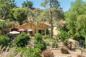 Photo of 1636 LOOKOUT Drive, Agoura Hills, CA 91301 (MLS # 217014164)