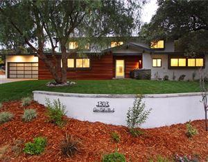 Photo of 1303 GLEN OAKS Boulevard, Pasadena, CA 91105 (MLS # 317007164)
