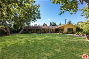 Photo of 6132 BONSALL Drive, Malibu, CA 90265 (MLS # 17273166)