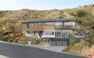 Photo of 1142 BIENVENEDA Avenue, Pacific Palisades, CA 90272 (MLS # 17269170)