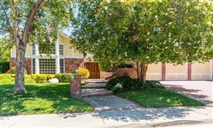 Photo of 29537 RIDGEWAY Drive, Agoura Hills, CA 91301 (MLS # 217010170)