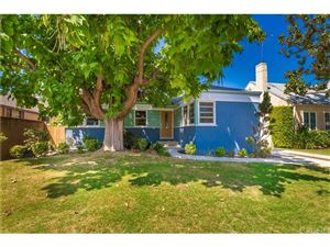 Photo of 431 South GRIFFITH PARK Drive, Burbank, CA 91506 (MLS # SR17188181)