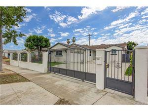 Photo of 7945 BEEMAN Avenue, North Hollywood, CA 91605 (MLS # SR17218206)
