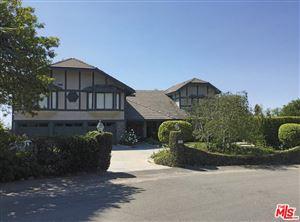 Photo of 23453 West MOON SHADOWS Drive, Malibu, CA 90265 (MLS # 17255214)