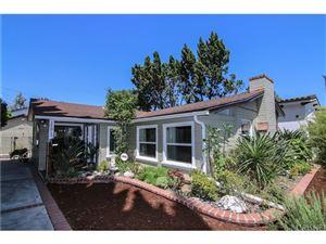 Photo of 14813 HESBY Street, Sherman Oaks, CA 91403 (MLS # SR17188214)